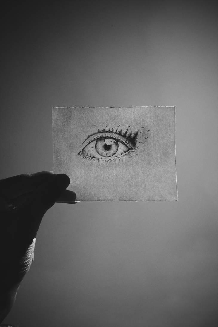 Eye by ashilraj