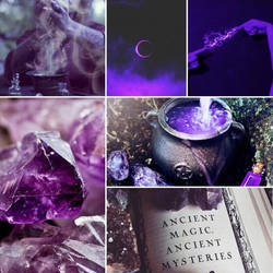 Hecate Moodboard - Divinity of Darkness by Queen-of-Ice101