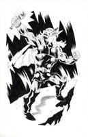 Thor Commission by drawhard