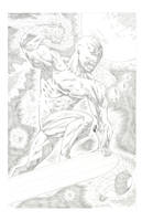 THE REAL DEAL SILVER SURFER by drawhard