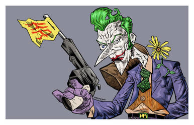 JOKER redux by drawhard