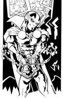 MISTER MIRACLE  by drawhard