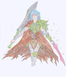 Orc Raised01 by Ravenshard82