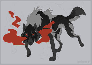 WhaleWolf by Therbis