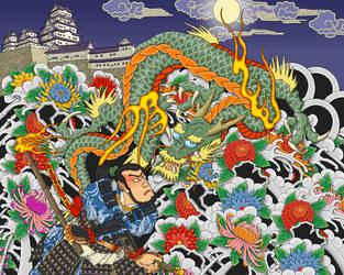 Yakuza Irezumi by kyodai