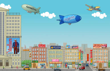 ad city by kyodai