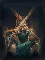 Born Of Sword by sensevessel