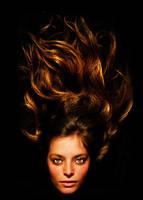Fiery Hair by talikf