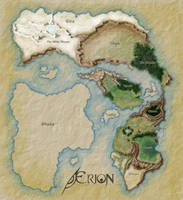 Erion: The Known World by StarRaven