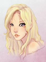 Altaica Portrait by StarRaven