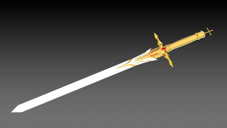 noblesse The Lord's Soul Weapon by guirink