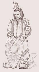 William the Dwarf by Pthulhu