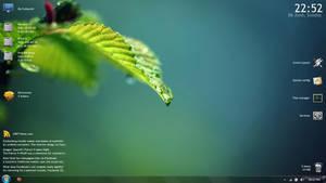 Rainmeter 2nd. by Sunde-dHk