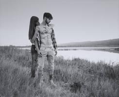 Karin and Samuel 5 by MrSvith