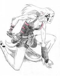 Angel Pose1 by Greyryder