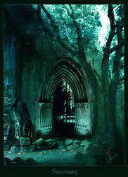Sanctuary by Luincir