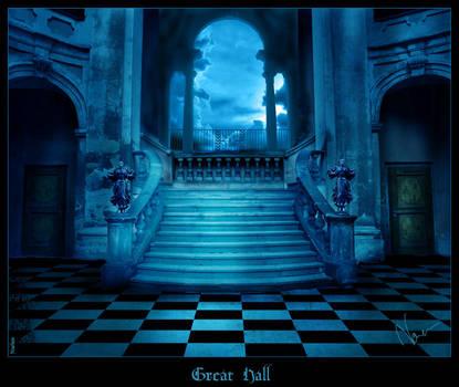 Sanctuary - Great Hall by Luincir