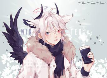 winter by esuun