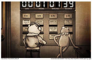 Muppet Show by waitedesigns