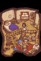 Fairyhouse by noaqh