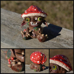 Garden Troll by GoldenDaffadowndilly