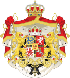 Coat of arms of the United Baltic Duchies by Regicollis
