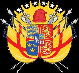 The Federal Republic of Scandinavia by Regicollis