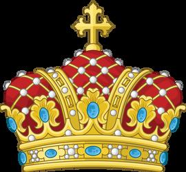 Heraldic crown of Transylvania by Regicollis