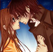 Yuuki and Kaname by Alisian