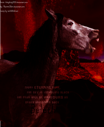 behold, the beast, by rachelthebrave