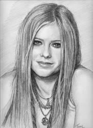 Avril Lavigne by TerryXart
