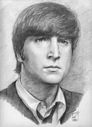 John Lennon by TerryXart