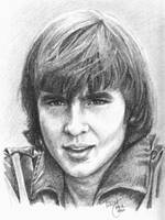 Davy Jones from The Monkees by TerryXart