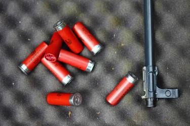 Shotgun Shells - Stock by CO2PHOTO-stock