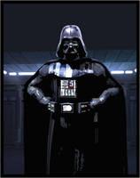 Darth 'I'm Hard' Vader by unklejoe
