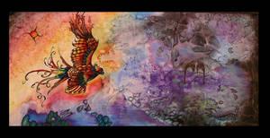 Phoenix by Sasky