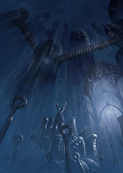 The city of tears by Istrandar