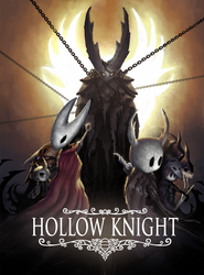 Hollow Knight (Poster) by Istrandar