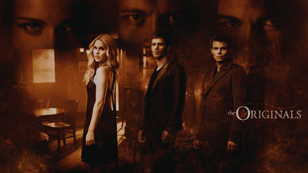 The Originals - wallpaper by sasha9892