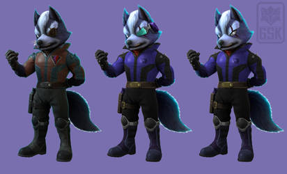 Starlink - Wolf (6SK Version) by 6SpiritKings