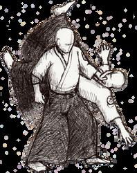 Aikido throw 1 by LachlanKadick