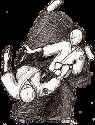 Aikido throw 3 by LachlanKadick