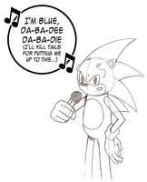 Sonic Karaoke by SJWebster