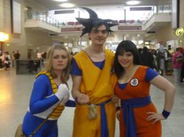 Goku Cosplay 1 by SJWebster