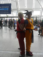 Goku Cosplay 3 by SJWebster