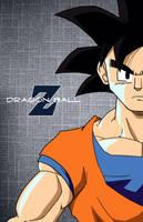Goku Poster by SJWebster