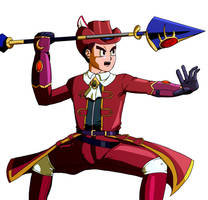 Dragon Quest 9 Red Mage? by SJWebster