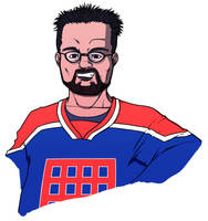 Kevin Smith by SJWebster