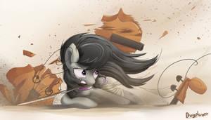 Octavia battle by Bugplayer