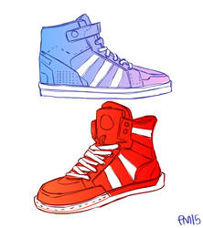 Shoes1 by SomethingEveryDay